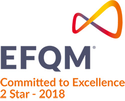 EFQM: Committed to excellence, 2-star - 2016